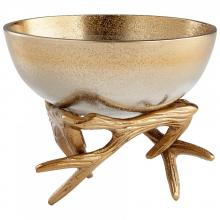 Cyan Designs 08131 - Sm Antler Anchored Bowl