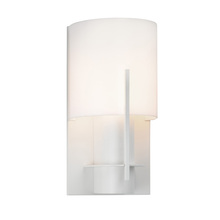 Sonneman 1710.03AF - One Light White Wall Light