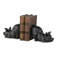 Cyan Designs 01218 - Piggy Bookends 2pcs.