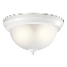 Kichler 8111WH - Flush Mount 2Lt