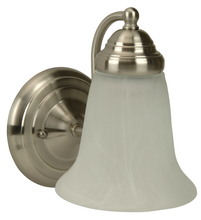 Craftmade 15305BN1 - Cathryn 1 Light Wall Sconce in Brushed Satin Nickel