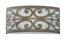 Craftmade 35801-AO - Worthington 1 Light Wall Sconce in Athenian Obol
