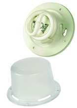 Craftmade K212-CF - Small Space Lighting in White