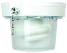 Craftmade K212PC-CF - Small Space Lighting in White