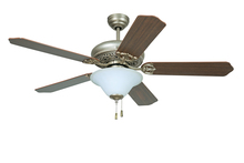"Craftmade MAN52AO5C1 - Manor with Bowl Light Kit 54"" Ceiling Fan with Blades and Light in Athenian Obol"