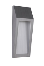 Craftmade Z9312-20-LED - 1 Light Brushed Aluminum LED Pocket Sconce
