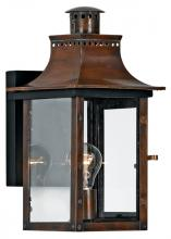 Quoizel CM8408AC - Chalmers Outdoor Lantern