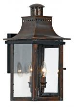 Quoizel CM8410AC - Chalmers Outdoor Lantern