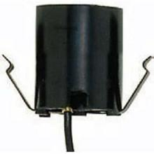 "Satco Products Inc. 80/1645 - Snap-In Socket for 3 1/4""- 4"" Holders"