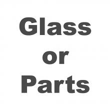 Sea Gull G500158-67 - Clear Replacement Glass