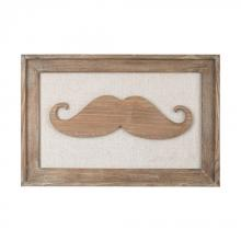 Sterling Industries 3138-244 - Moustache on Linen
