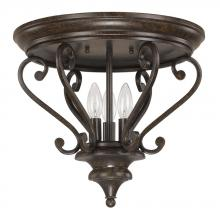 Capital 4533CB - 3 Light Ceiling