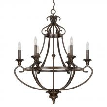 Capital 4536CB-000 - 6 Light Chandelier