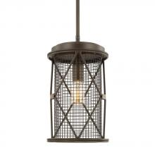 Capital 4890OR - 1 Light Mini Pendant