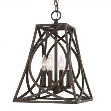 Capital 510241OB - 4 Light Foyer