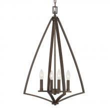 Capital 512341BB - 4 Light Foyer
