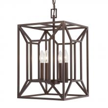 Capital 512941BB - 4 Light Foyer