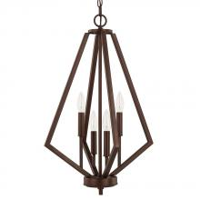 Capital 514441BZ - 4 Light Foyer