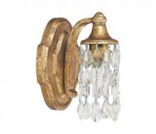 Capital 8521AG-CR - 1 Light Sconce