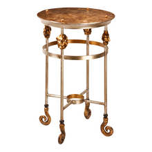 Lucas McKearn ST1050 - Armory Tall Accent Table