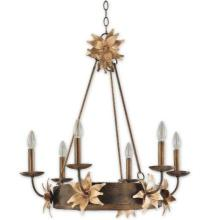 "Flambeau Lighting CH1162-6 - ""Simone"" Chandelier"