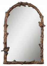 Uttermost 13774 - Uttermost Paza Antique Gold Arch Mirror
