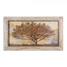 Uttermost 51100 - Uttermost Autumn Radiance Sepia Framed Art