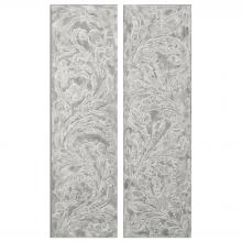 Uttermost 35500 - Uttermost Frost On The Window Wall Art, S/2