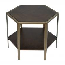 Uttermost 25314 - Uttermost Alicia Geometric Accent Table