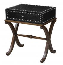Uttermost 24320 - Uttermost Lok Accent Table