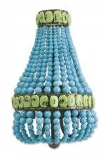 Currey 5087 - Lana Wall Sconce Turquoise
